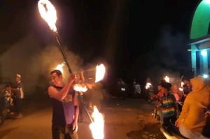 Pawai Obor Kampung Sendangmukti, Sebuah Tradisi Sambut Ramadan