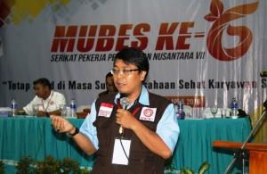 M Baasith Jabat Ketum SPPN VII