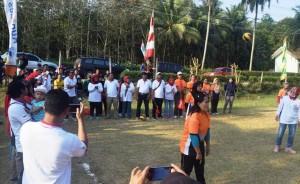 PTPN VII Way Berulu Gelar Apel Kemerdekaan
