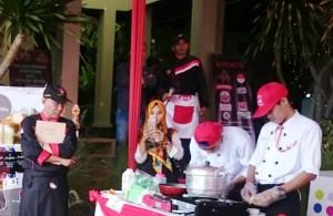 Indonesian Chef Association Lampung Gelar Kompetisi