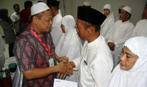 PTPN VII Lepas 42 Calon Jamaah Haji