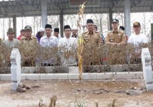 Pemakaman Di Bukit Dirham Akan Dijadikan Obyek Wisata Religi