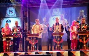 Buka Liwa Fair 2019, Gubernur: Jaga Kualitas Kopi Lambar