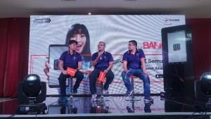 Telkomsel Luncurkan Aplikasi MBanking