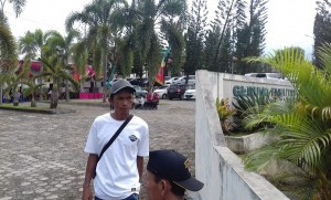 Sepeda Motor Hilang Di Halaman Islamic Center Kotaagung