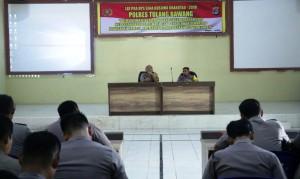 Polres Tulangbawang Gelar Operasi Bina Kesuma Krakatau 2019