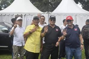 Kampanye Jokowi, Antusiasme Masyarakat Tinggi Di Tanggamus