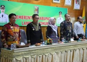 KPK Supervisi Ke Lamtim