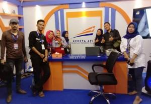 Lampung Fair 2018, PT KAI Beri Diskon Pembelian Tiket 10 Persen