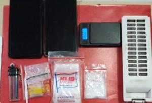 Terlibat Narkoba, Mantan Pol PP Ditangkap Polisi