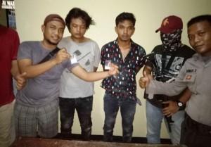 Polsek Tanjungraya Bekuk Dua Terduga Pengedar Narkoba