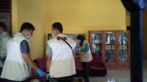 KPK Geledah Empat Lokasi Di Lamteng