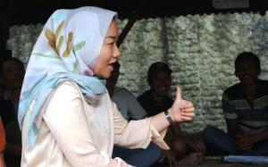 Jadi Caleg Perempuan Terpilih, Lesty Siap Sampaikan Aspirasi Masyarakat Lampung