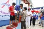 Kejuaraan Renang Arwana Swimming Cup Lombakan 166 Nomor