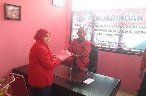 Mengaku Sudah Punya Wakil, Eva Kembalikan Berkas Pendaftaran Bacalon Walikota