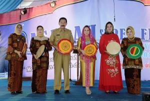 240 Grup Ikut Festival Qasidah Di Lampung