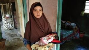Sultan Tak Henti Menangis, Perlu Donatur Untuk Operasi Usus Tersumbat