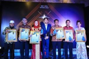 Winarti Raih Seven Media Government Awards 2019