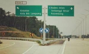 Tol Trans Sumatera Tidak Layak Secara Finansial
