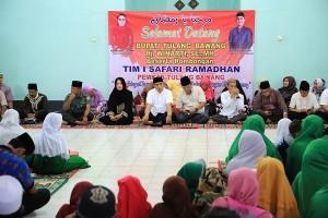 Empat Tim Safari Ramadan, Kawal Program Pemkab Tulangbawang