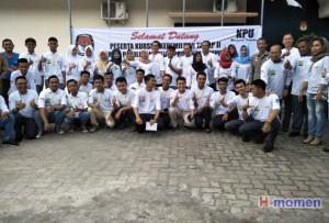 KPU Lampung Rangkul Pemilih Pemula