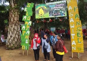 Pandasari Selatan Luncurkan Pasar Sawitan