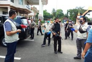 Selain Kantor Bupati, KPK Geledah PUPR Lamsel