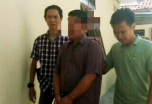 Terlibat Pemerasan, Polisi Tangkap Suami Istri