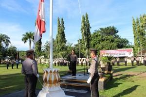 Hari Kesadaran Nasional, Tingkatkan Disiplin Anggota Polri
