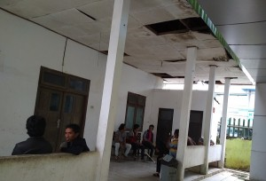 Beberapa Gedung RSUD Ahmad Yani Tak Terawat