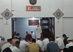 Istighosah Awali Buka Giling PG Bungamayang PTPN VII