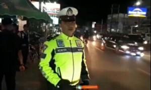 Jalinbar Ruas Pringsewu Tepantau Ramai Lancar