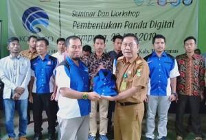Kemenkominfo Gelar Pelatihan Relawan TIK Di Tanggamus