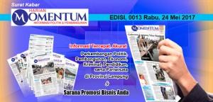 Koran Harianmomentum 0013