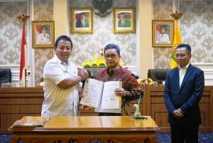 Program Kartu Petani Berjaya, Pemprov Gandeng Bank Lampung