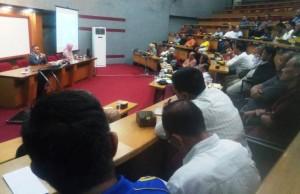 Lengser Di 15 Besar, Yusuf Barusman Siap Mundur Dari Ketua KONI Lampung