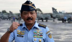 Jokowi Ungkap Pertimbangan Ajukan Marsekal Hadi
