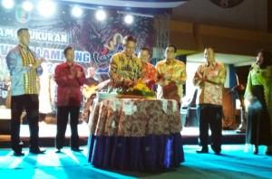 HUT Ke-54 Lampung, Jadi Motivasi Tingkatkan Kebersamaan