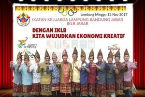 IKLB Jabar Kembangkan Kuliner, Tapis, Dan Wisata Lampung