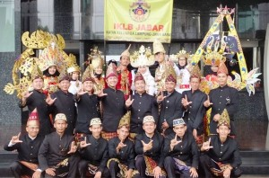 Karnaval Asia Afrika, IKLB Tampilkan Budaya Lampung