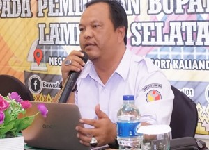 Honor 1.862 Jajaran Bawaslu Di Lampung Distop