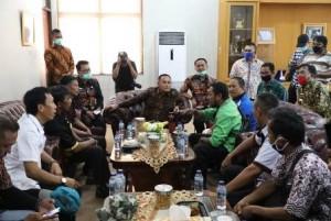 FKBPD Tuntut Kesejahteraan, Nanang Janji Naikkan Tunjangan