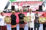 Festival Kebangsaan Bumi Tuwah Bepadan, Sepuluh Etnis Di Lamtim Ikrarkan Persaudaraan