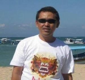 Ali Imrom Jabat Ketua Perbasi Lampung