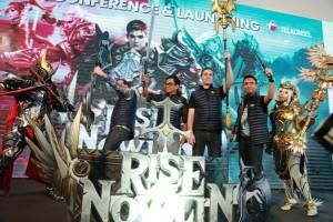 Rise Of Nowlin Games Terbaru Dari Telkomsel