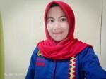 Novita, Ketua PWI Wanita Pertama Di Lampung