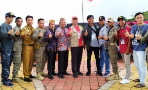 Mukhlis Basri Apresiasi Pameran Bonsai Tingkat Nasional