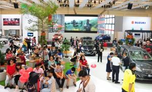 Suzuki Memberikan Beragam Kejutan Pada GIIAS 2017