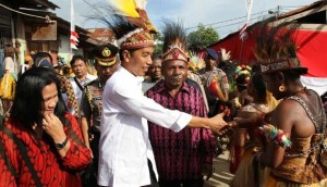 Komitmen Pemerintah Wujudkan Kesejahteraan Di Papua