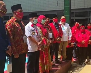 Bawaslu Lampung <i>warning</i> Herman HN